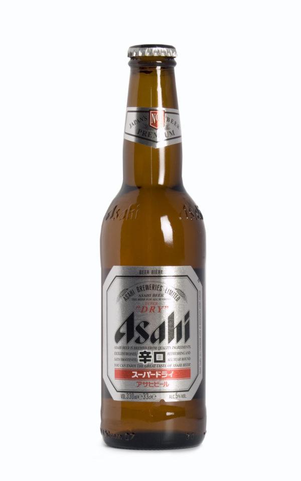 Asahi Bottle