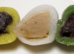 Sanshoku Dango 1p coupée